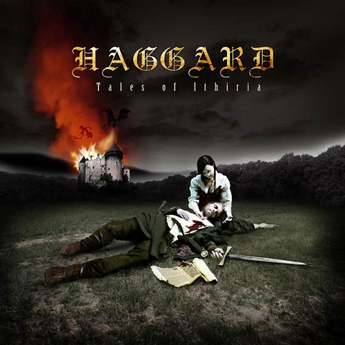 HAGGARD - Tales of Ithiria cover