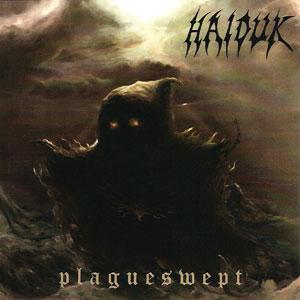 HAIDUK - Plagueswept cover