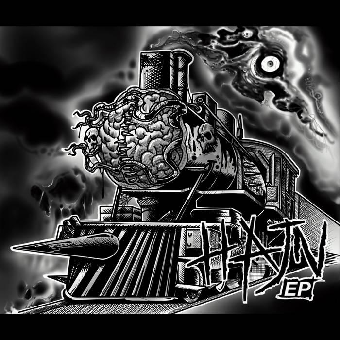 HAJN - EP cover