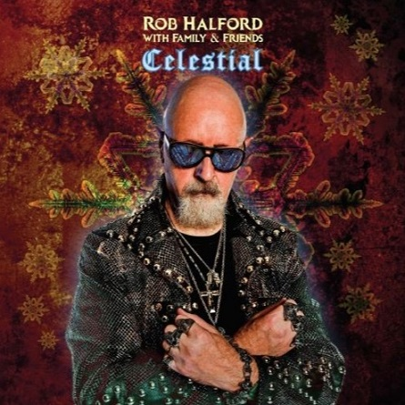 HALFORD - Celestial cover