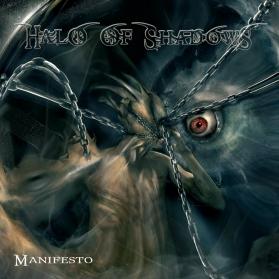 HALO OF SHADOWS - Manifesto cover
