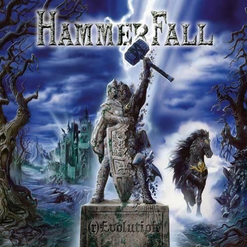HAMMERFALL - (r)Evolution cover