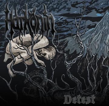 HARKONIN - Detest cover