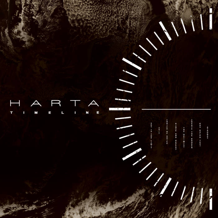 HARTA - Timeline cover