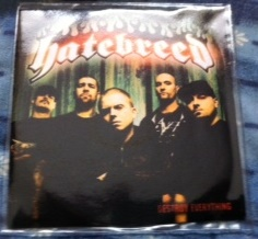 HATEBREED - Destroy Everything cover