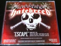 HATEBREED - Escape cover