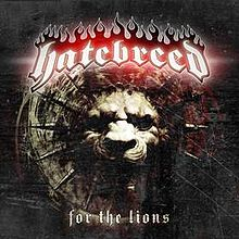 HATEBREED - For the Lions cover