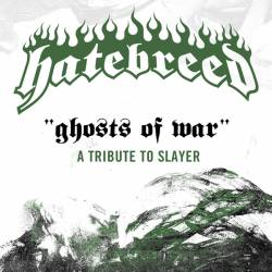 HATEBREED - Ghosts of War cover
