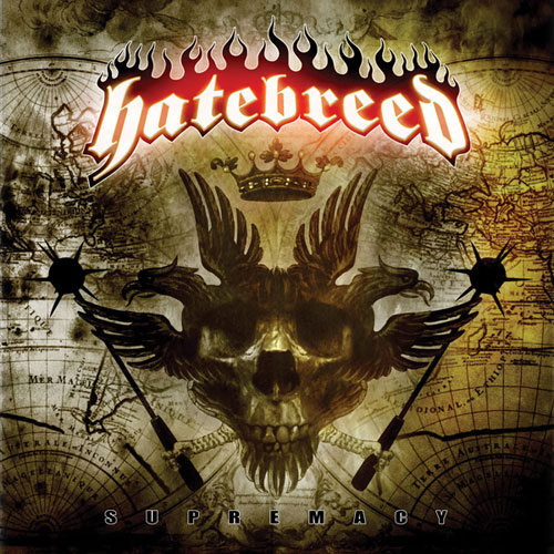 HATEBREED - Supremacy cover