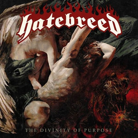 HATEBREED - The Divinity of Purpose cover