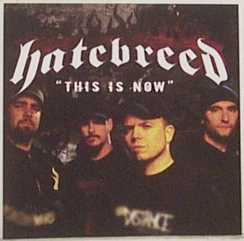 HATEBREED - This Is Now cover
