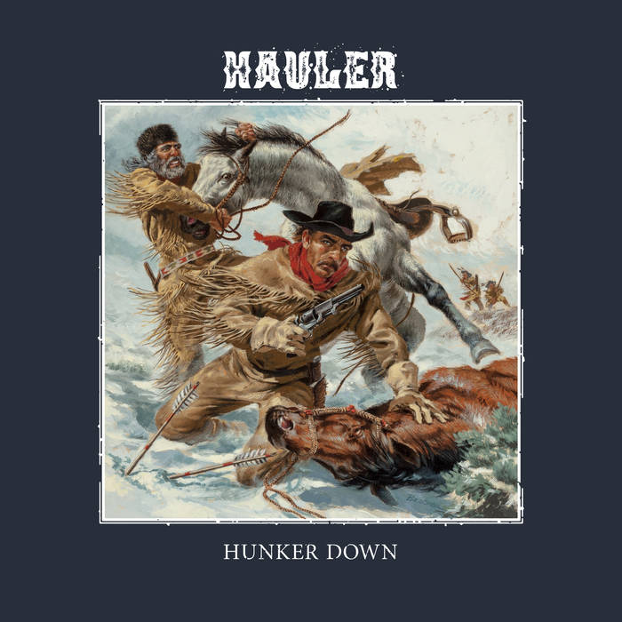 HAULER - Hunker Down cover