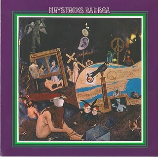HAYSTACKS BALBOA - Haystacks Balboa cover