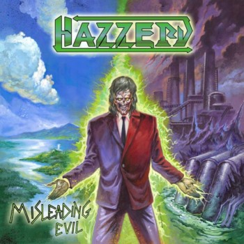 HAZZERD - Misleading Evil cover