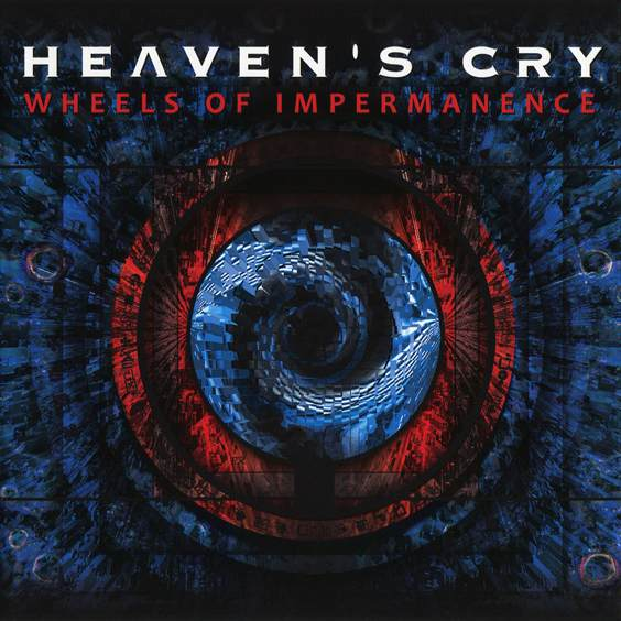 HEAVEN'S CRY - Wheels of Impermanence cover