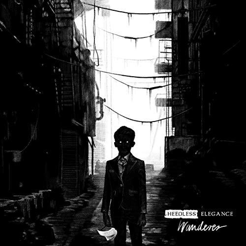 HEEDLESS ELEGANCE - Wanderer cover