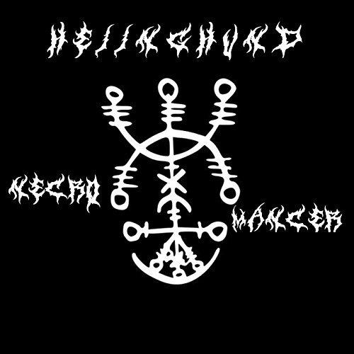 HEIINGHUND - Necro Mancer cover