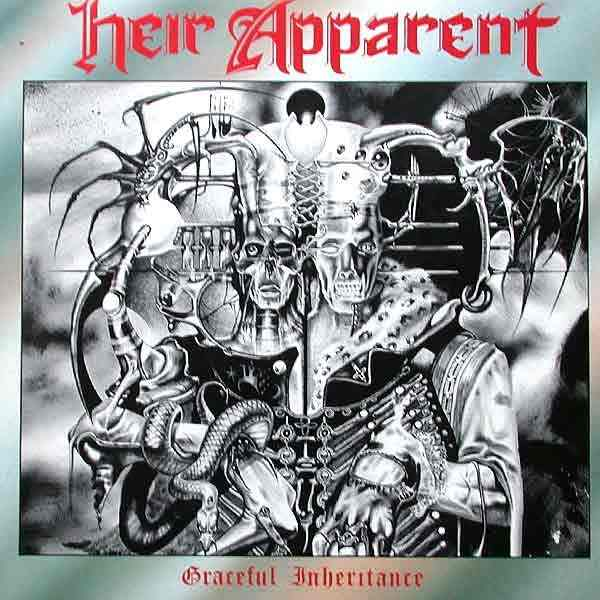 HEIR APPARENT - Graceful Inheritance cover