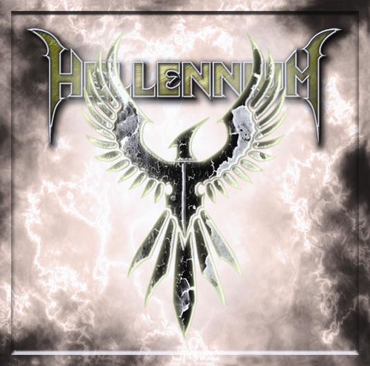 HELLENNIUM - Hellennium cover