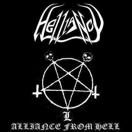 HELLIANCY - Alliance From Hell cover