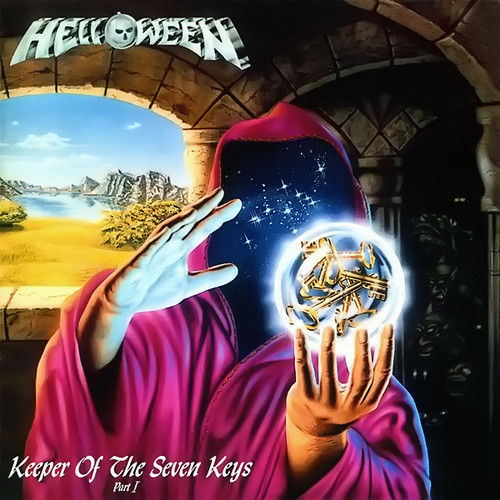HELLOWEEN - Keeper of the Seven Keys Part I cover