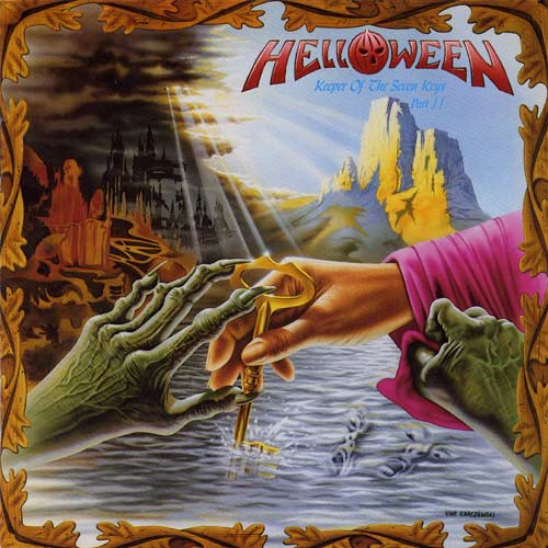 HELLOWEEN - Keeper of the Seven Keys Part II cover