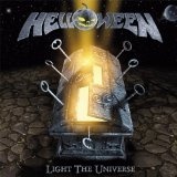 HELLOWEEN - Light the Universe cover
