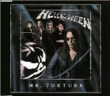 HELLOWEEN - Mr. Torture cover