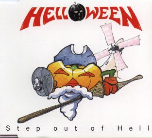 HELLOWEEN - Step Out of Hell cover