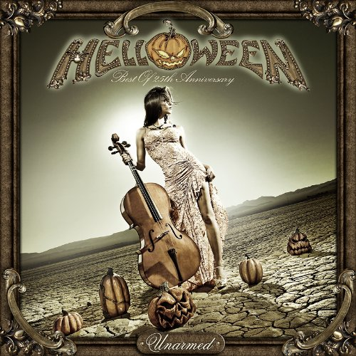 HELLOWEEN - Unarmed - Best of 25th Anniversary cover