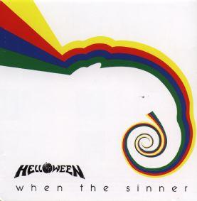 HELLOWEEN - When the Sinner cover