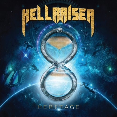 HELLRAISER - Heritage cover