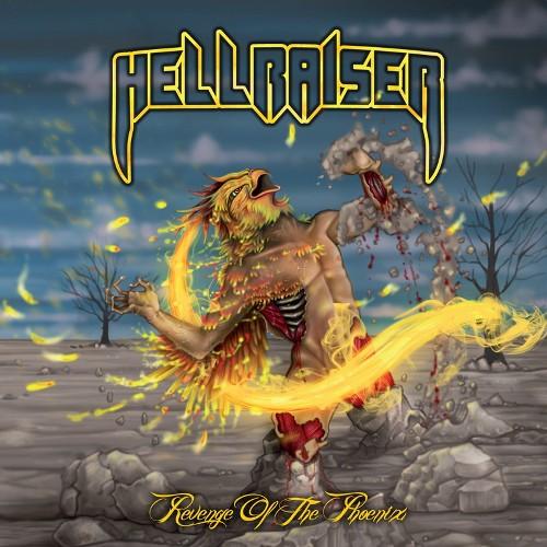 HELLRAISER - Revenge Of The Phoenix cover
