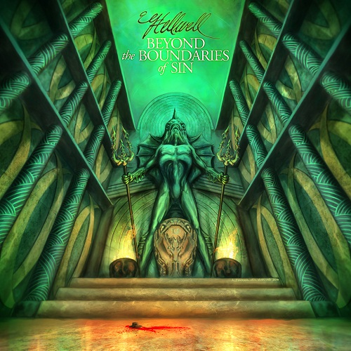 HELLWELL - Beyond the Boundaries of Sin cover