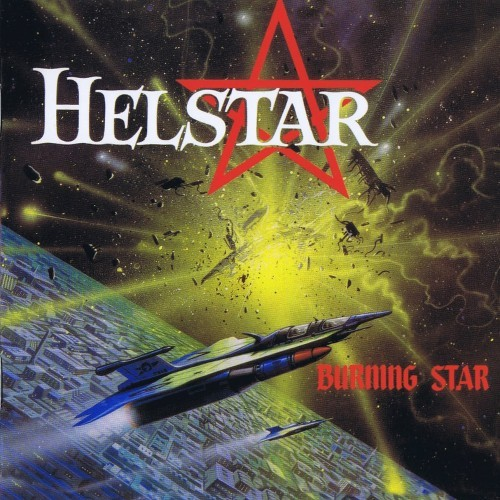 HELSTAR - Burning Star cover