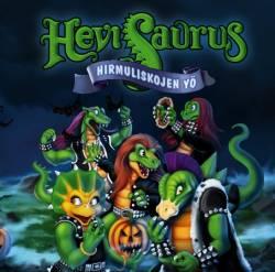 HEVISAURUS - Hirmuliskojen Yö cover