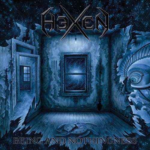 HEXEN - Being And Nothingness cover