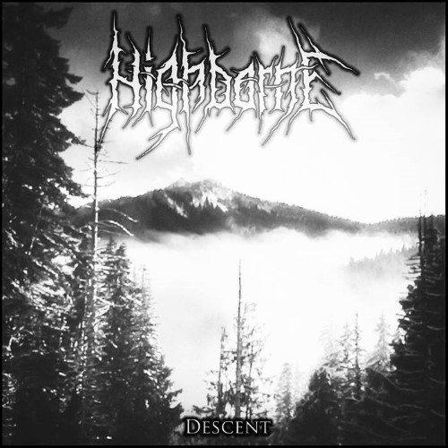 HIGHBORNE - Descent cover