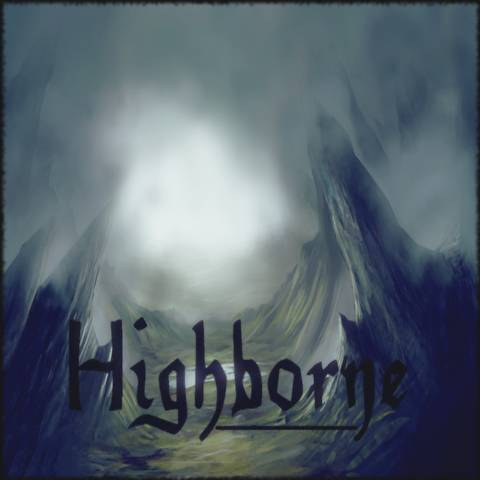 HIGHBORNE - Highborne cover