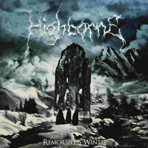 HIGHBORNE - Remorseless Winter cover