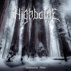 HIGHBORNE - Remorseless Winter (New Version) cover