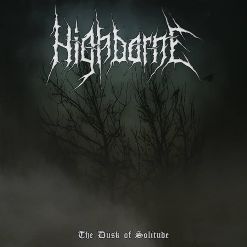 HIGHBORNE - The Dusk of Solitude cover