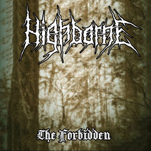 HIGHBORNE - The Forbidden cover