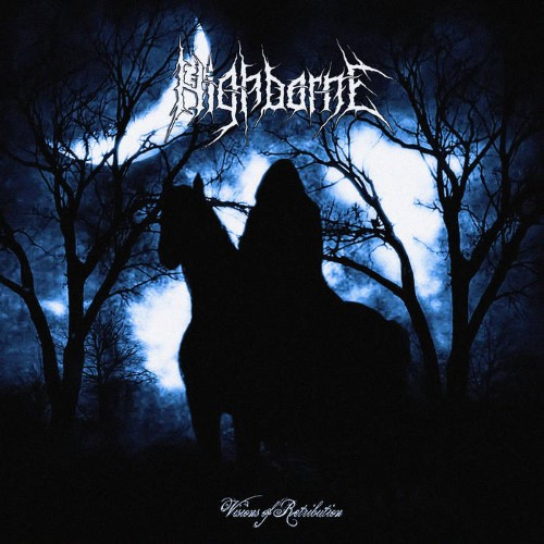 HIGHBORNE - Visions of Retribution cover