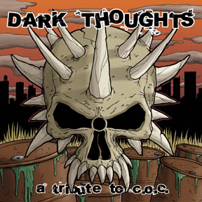 HOLIER THAN THOU? - Dark Thoughts: A Tribute to C.O.C. cover