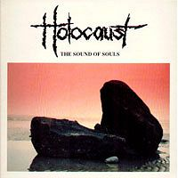 HOLOCAUST - The Sound of Souls cover