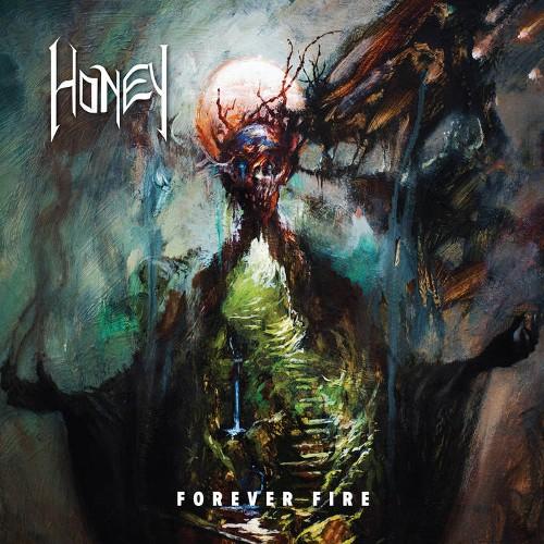 HONEY - Forever Fire cover