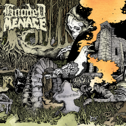 HOODED MENACE - Effigies of Evil cover