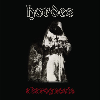 HORDES - Abarognosis cover