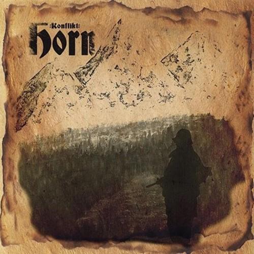 HORN - Konflikt cover